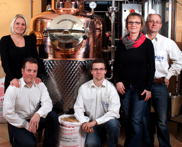 Eggenstein Whisky und Edelbrandmanufaktur Team