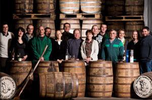 Distillerie Warenghem Familie Bild