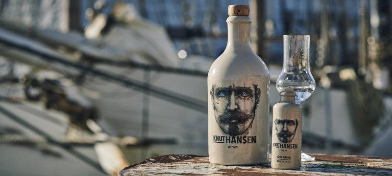 Knut Hansen Gin Slider