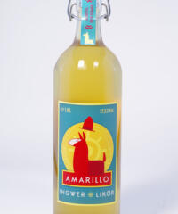Amarillo Ingwerlikör 1l Bild