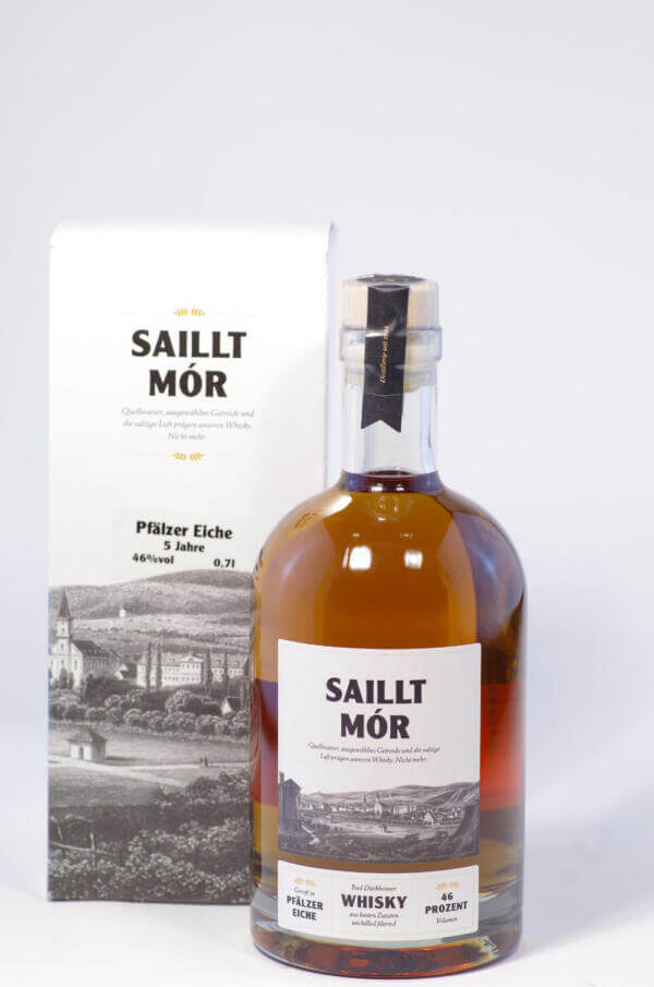 Saillt Mór Single Malt Whisky Pfaelzer Eiche 5 Bild