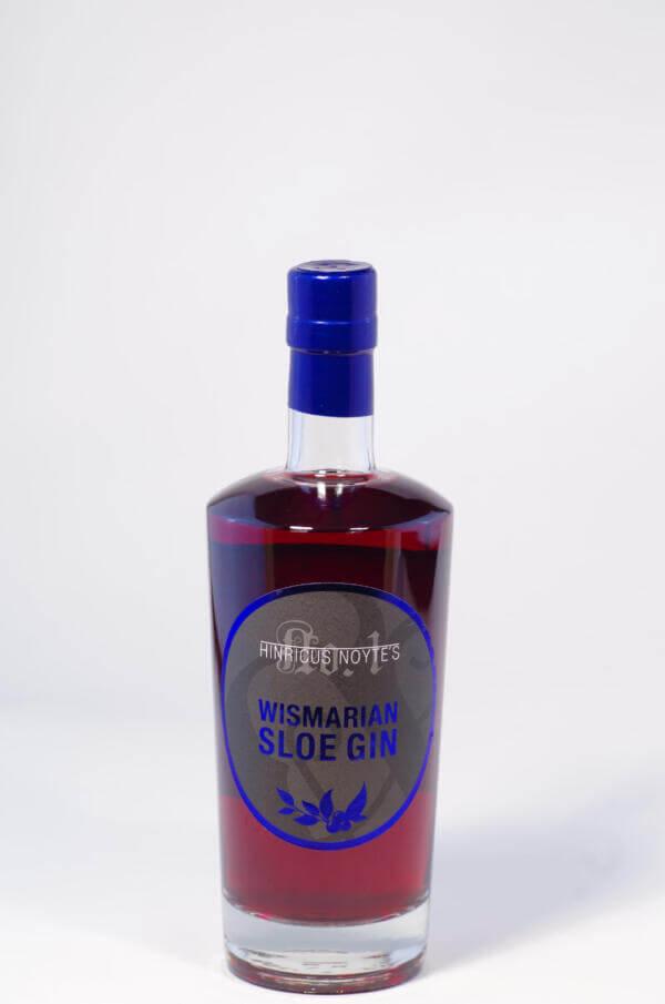 Hinricus Noyte's Wismarian Slow Gin Bild