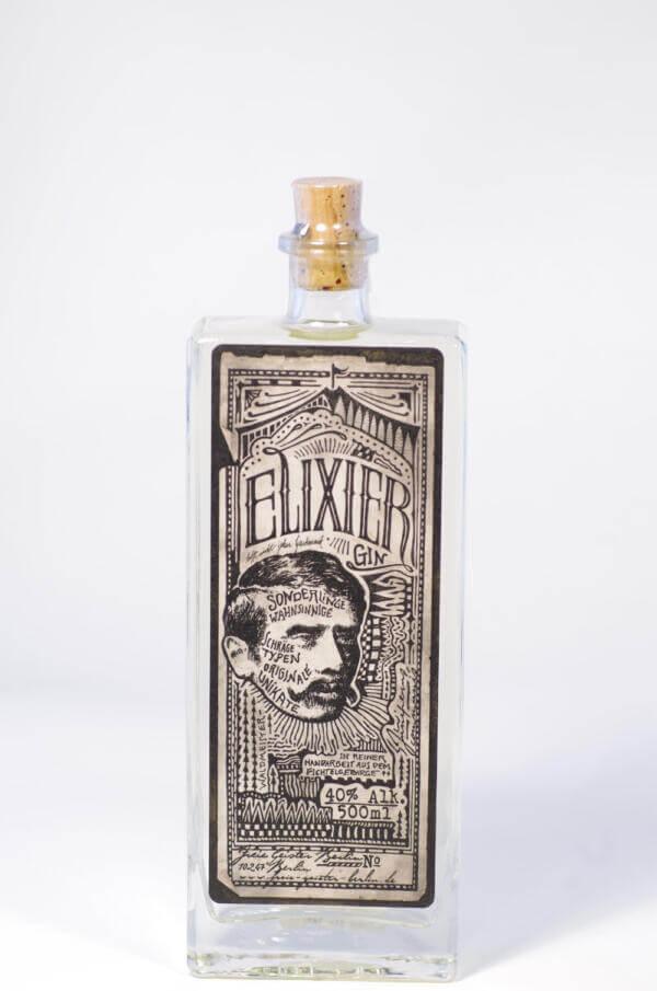 Elixier Gin Bild