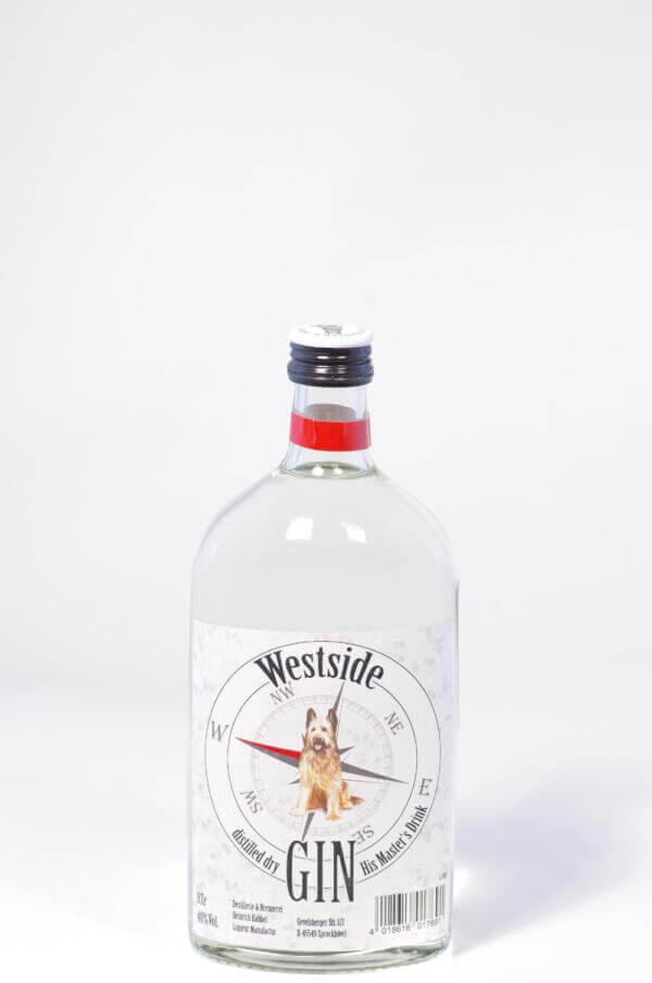 Habbel Westside Gin Bild