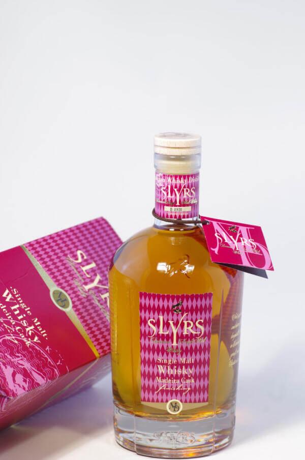 Slyrs Single Malt Whisky Madeira Cask Bild