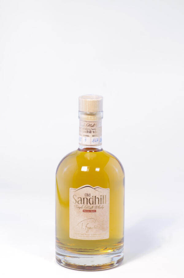 Old Sandhill Whisky Oloroso Sherry Bild