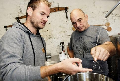 Diemelstrand Distillers bild