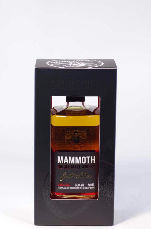 Grumsiner Mammoth First Edition Bild