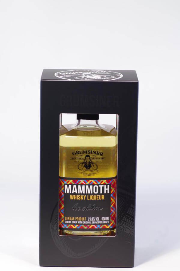 Mammoth Whisky Liqueur bild