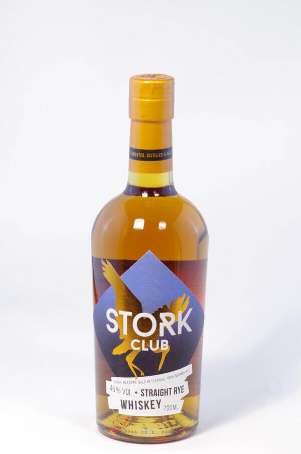 Stork Straight Rye Whiskey Bild