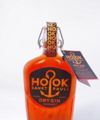 Hook Dry Gin Orange Bild