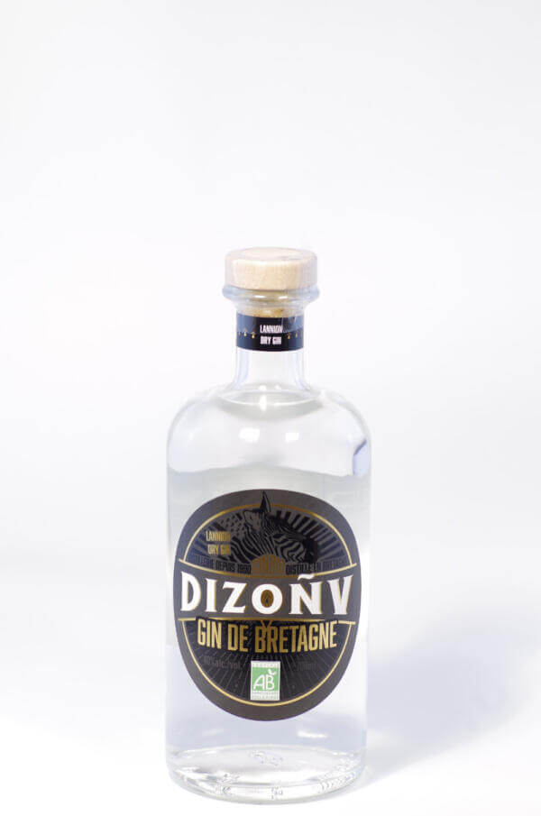 Dizonv Gin de Bretagne Bild