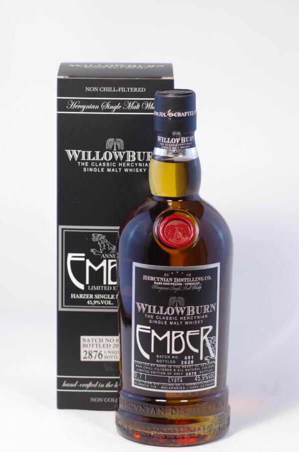Willowburn Ember whisky bild