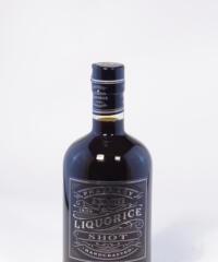 A.H. Riise Liquorice Shot Bild