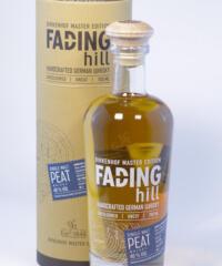 Fading Hill Whisky Peat Bild