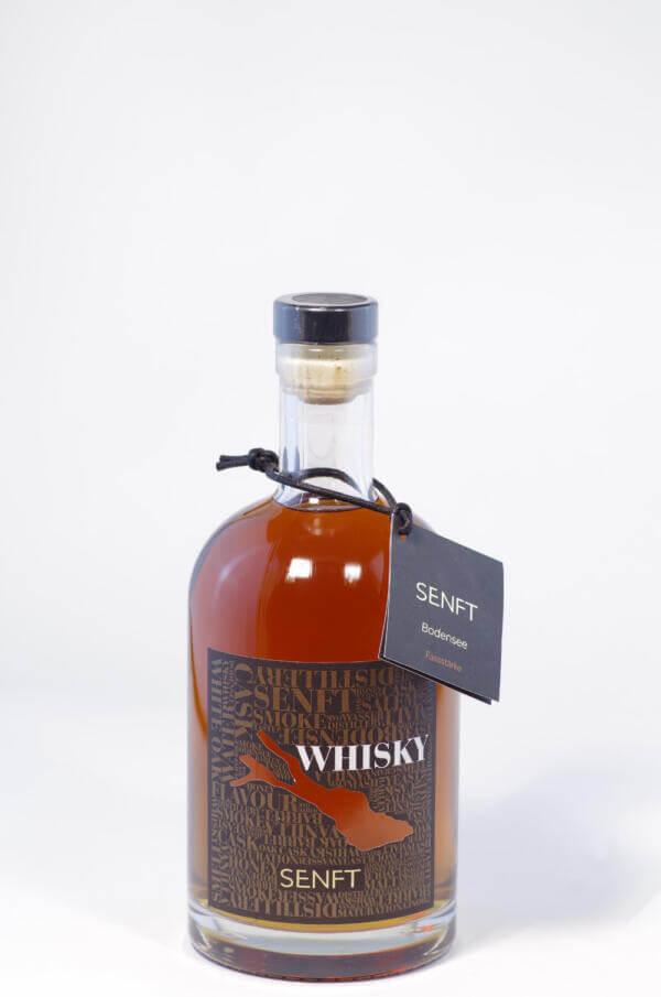 Senft Bodensee Whisky Fassstärke Bild