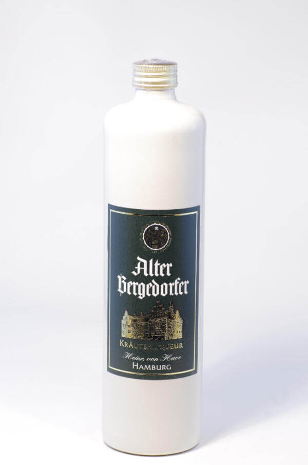 Alter Bergedorfer Kraeuterlikoer Bild