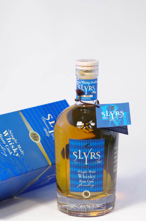 Slyrs Whisky Rum Cask Bild
