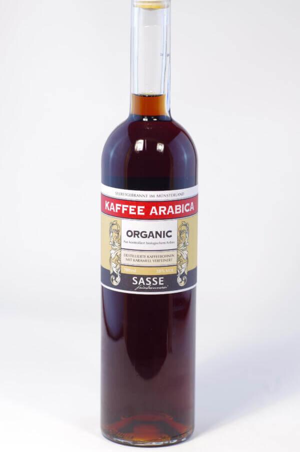 Sasse Kaffee Arabica Likoer