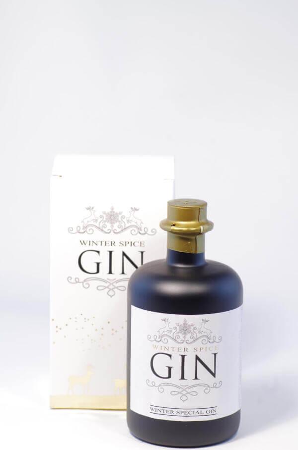 Winter Spice Gin Bild