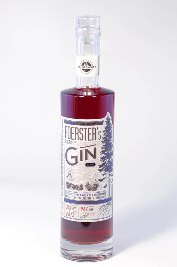 Foerster's Berry Gin Bild