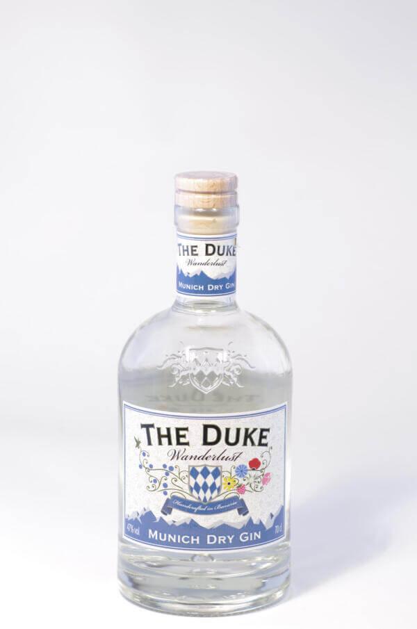 The Duke Wanderlust Gin Bild