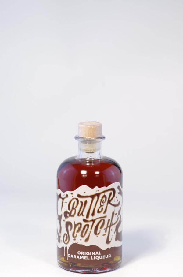 Butter Scotch Caramel Liqueur Bild