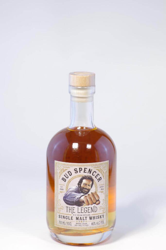 Bud Spencer The Legend Single Malt whisky