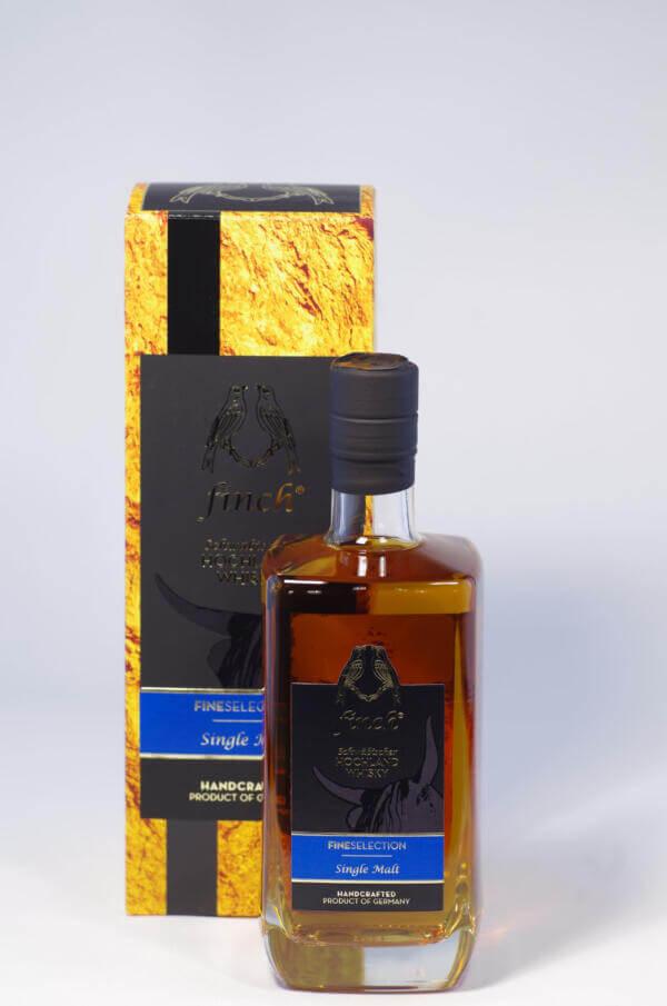 Finch Single Malt Whisky Fine Selection Bild
