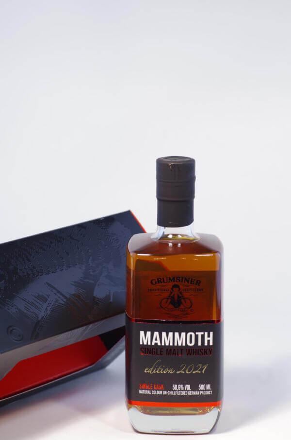 Mammoth Single Malt Whisky