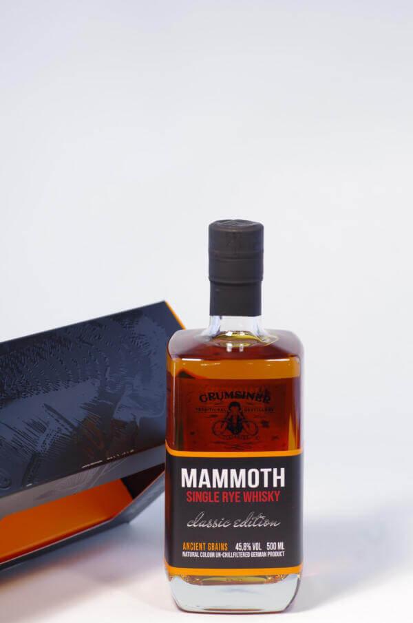 Mammoth Single Rye Whisky