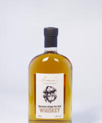Simons Bavarian Pot Still Whiskey Bild