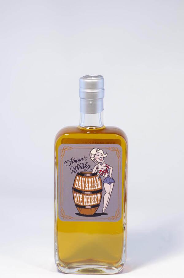 Simons Bavarian Rye Whisky Bild