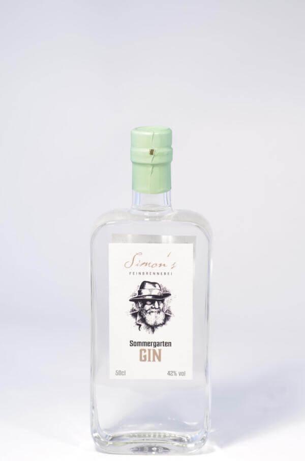 Simons Sommergarten Gin Bild