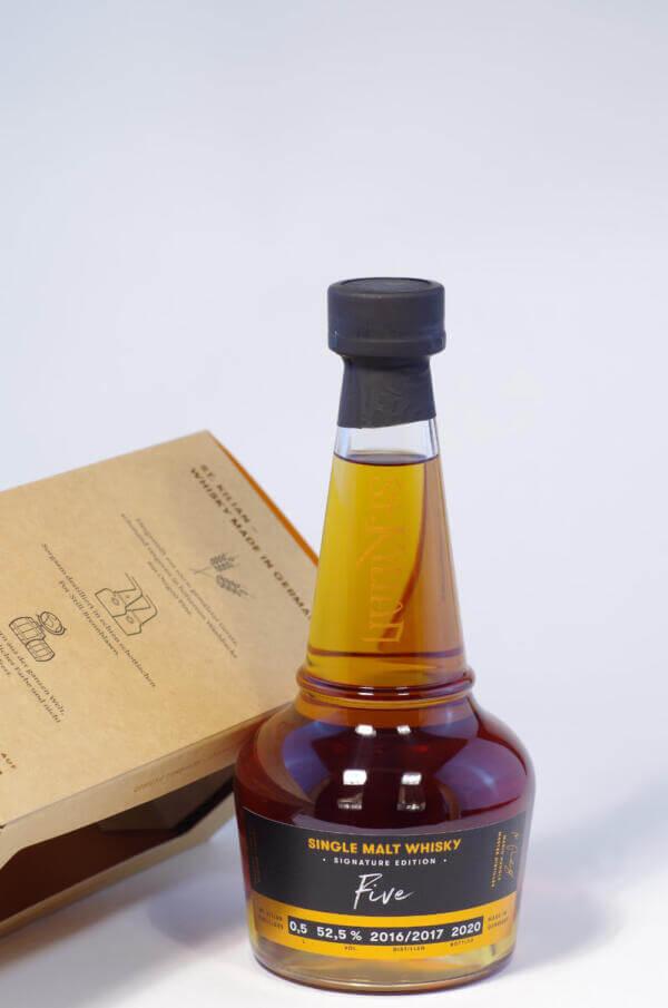 St Kilian Five Single Malt Whisky