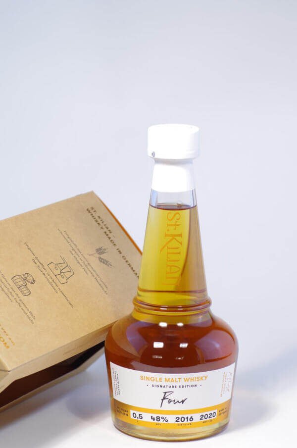 St Kilian Four Single Malt Whisky