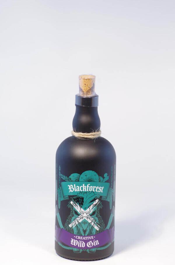 Blackforest Wild Gin Creative
