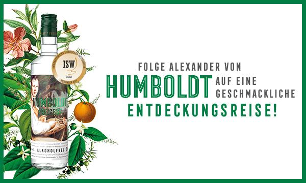 Humboldt Freigeist Banner