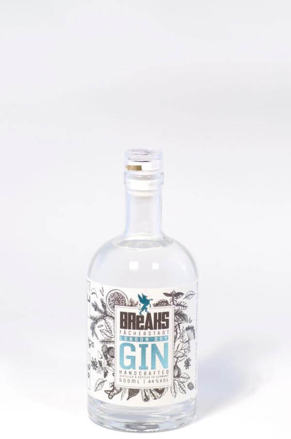 Breaks London Dry Gin