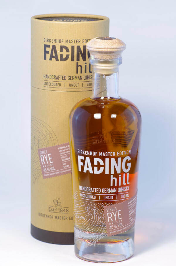 Fading Hill Rye Whisky