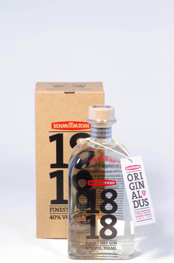 Schmittmann 1818 Dry Gin