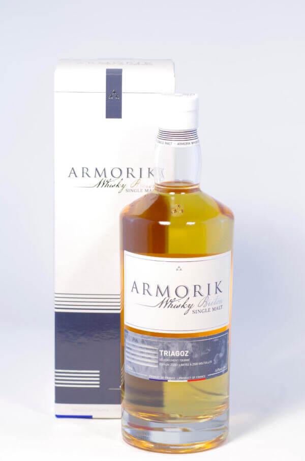 Armorik Triagoz Whisky Breton