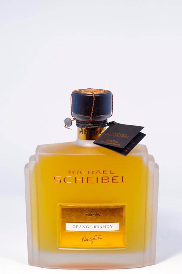 Scheibel Alte Zeit Orange Brandy